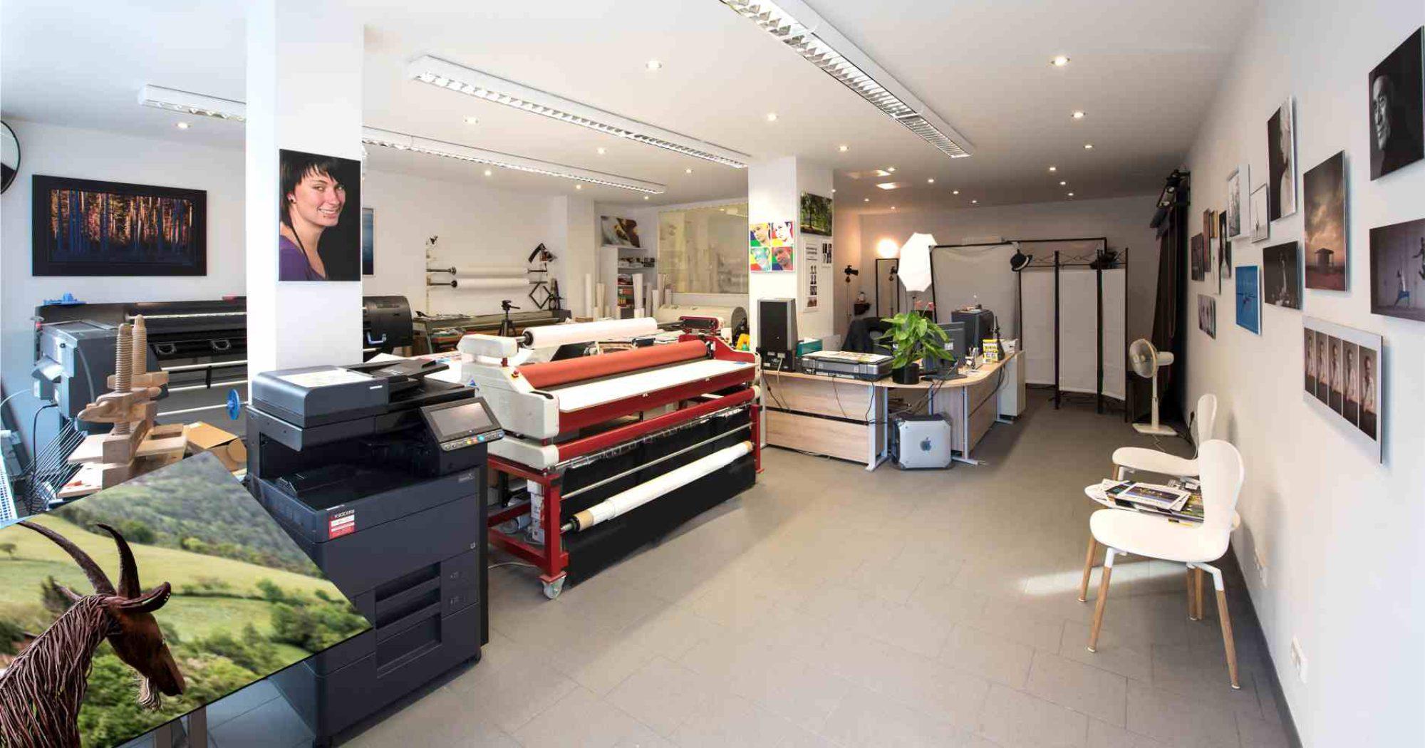 Willkommen bei Schraders Bilderfabrik
